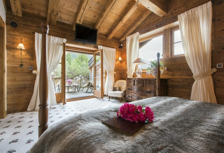 The Bella Coola Esate, Verbier