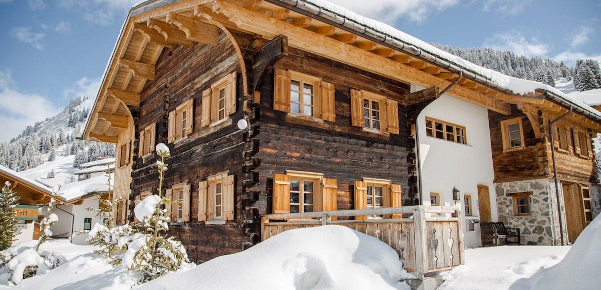 Chalet 1597, Lech