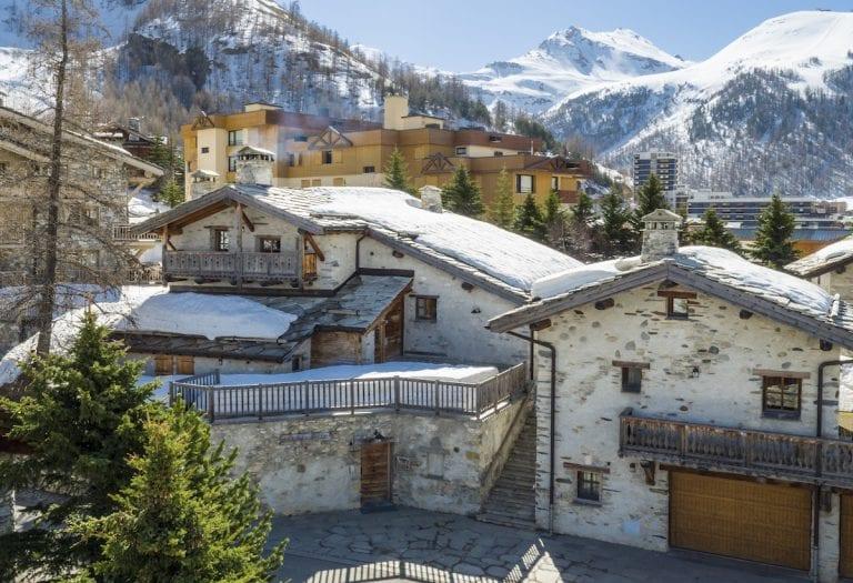 Chalet du Cret Val d'Isere