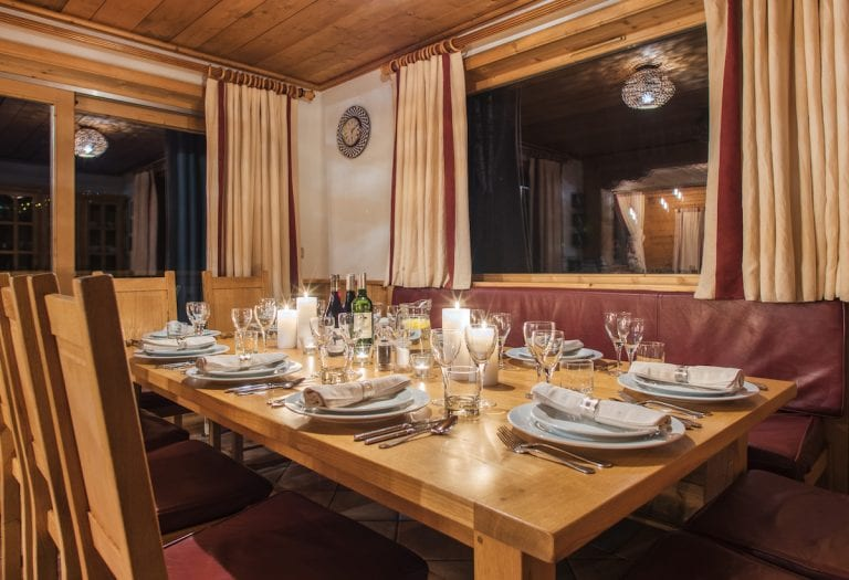 Chalet Indiana Lodge, Meribel