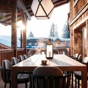 Chalet The Lodge, Courchevel 1850, The Chalet Edit 1