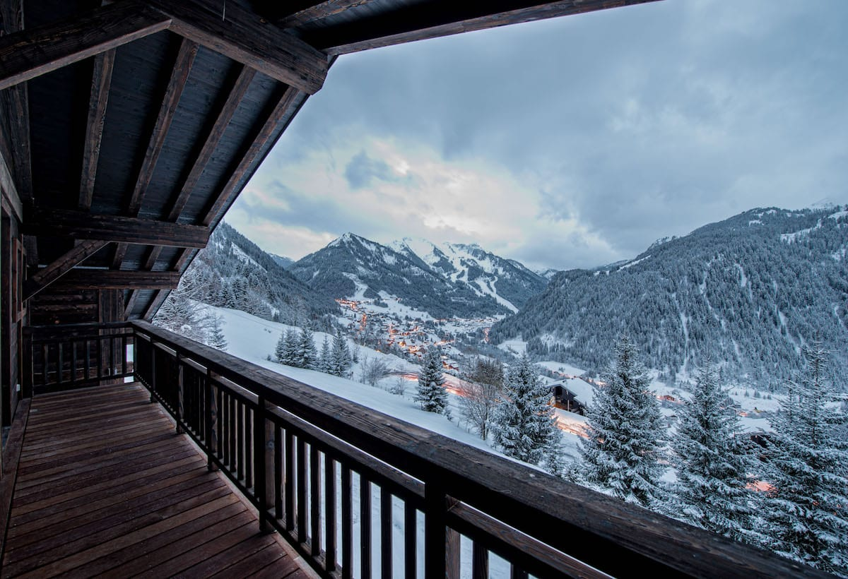 Chaletneuf du Tenne, Chatel, The Chalet Edit