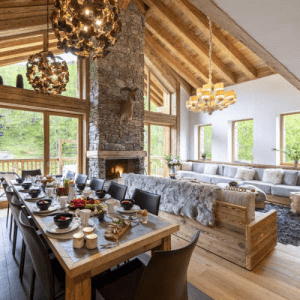 Chalet Akaora, Val d'Isere, The Chalet Edit