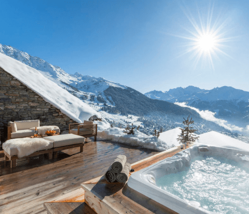 Chalet Calima, Verbier, The Chalet Edit