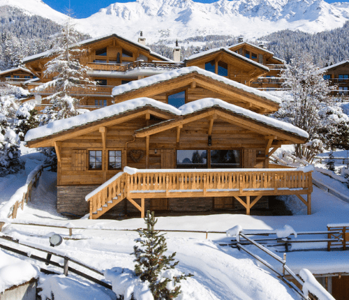 Chalet Daphne, Verbier, The Chalet Edit