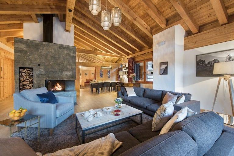 Chalet Shalimar, Zermatt, The Chalet Edit