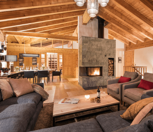 Chalet Shalimar, Zermatt, The Chalet Edit