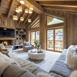 Chalet Oxalis, Val d'Isere, The Chalet Edit