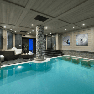 Chalet White Pearl, Val D'Isere, The Chalet Edit