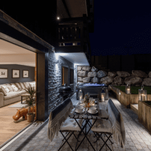 The Bungo, Morzine, The Chalet Edit