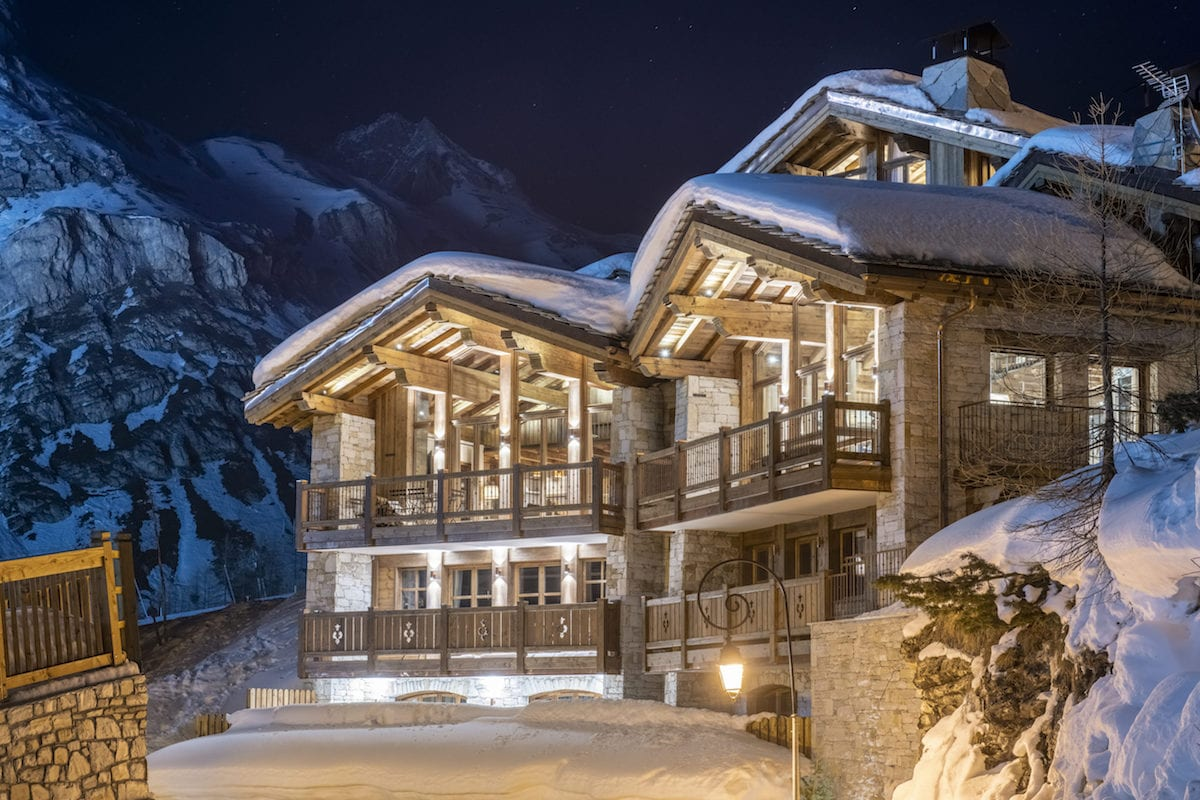 Grand Pre 2, Val d'Isere, The Chalet Edit