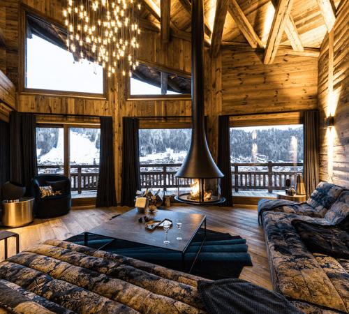 ZEMS Lodge, Morzine, The Chalet Edit
