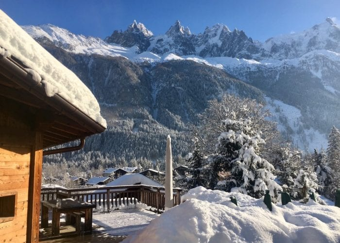 Luxury Chalets in Chamonix, France