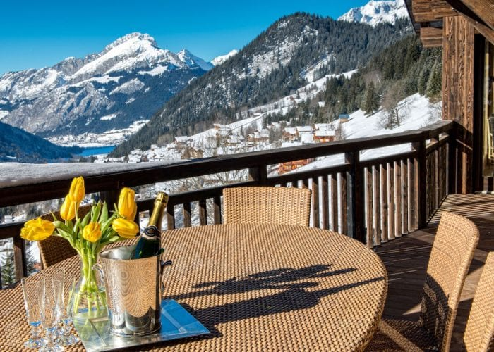 Luxury Chalets in Chatel, France