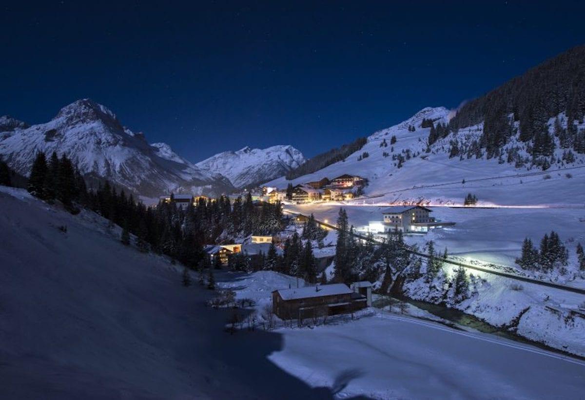 Luxury Chalets in Lech, Austria