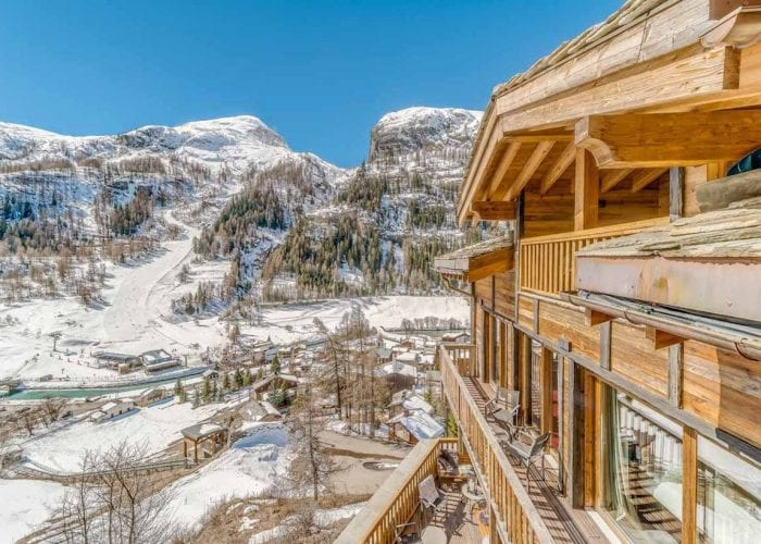 Luxury Chalets in Tignes, France
