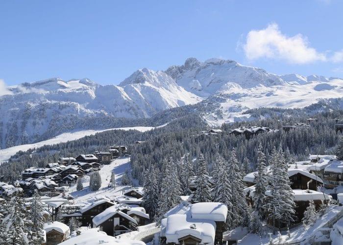 Luxury Ski Chalets, Courchevel 1850, France