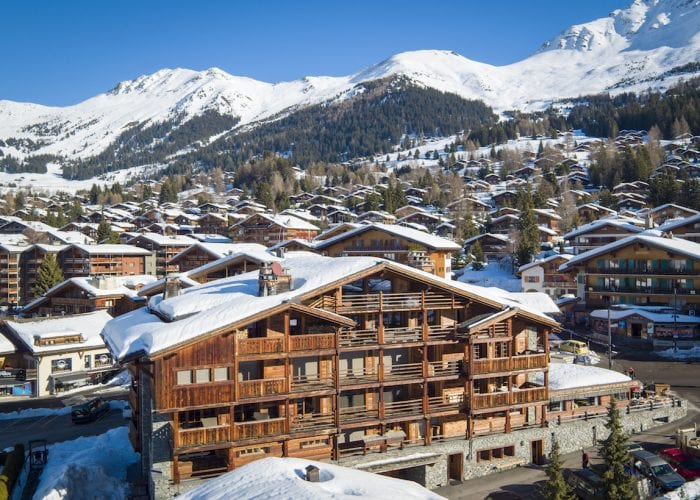 Luxury Ski Chalets, Verbier, Switzerland