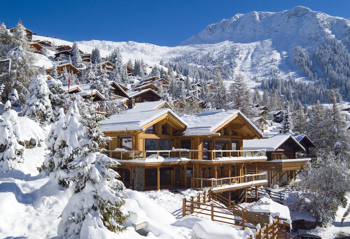 Luxury Ski Chalets, Verbier, Switzerland