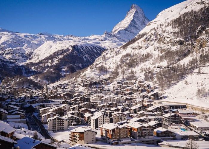 Luxury Ski Chalets, Zermatt, Switzerland