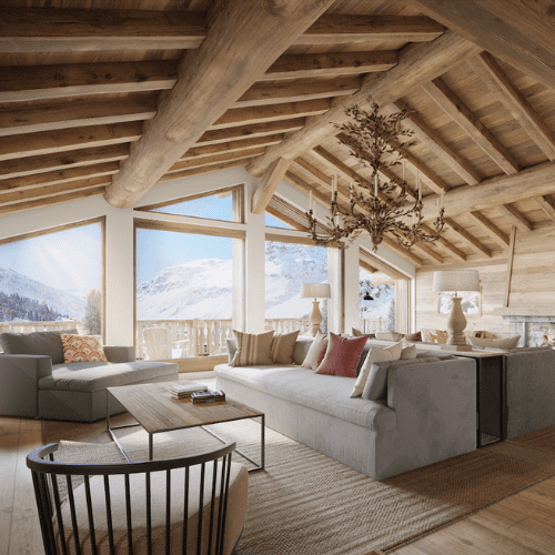 Chalet Abade, Val d'Isere The Chalet Edit 6